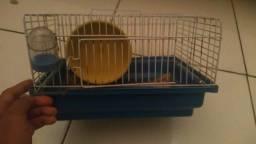 Gaiola para hamster!
