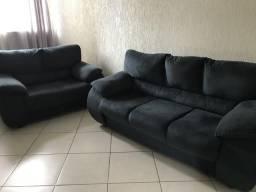 Vendo sofá 3 e 2 lugares