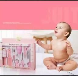 Kit cuidados higiene bebe