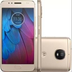 Celular Smartphone Motorola Moto G5s 32gb Dual Xt1792 Ouro