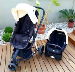 Carrinho Safety 1 travel system 3 rodas