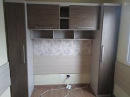 Armário de quarto casal de parede