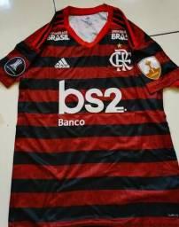 Camisa oficial do flamengo 19