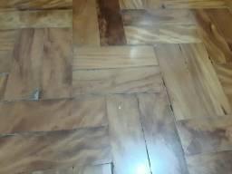 Taco de madeira Peroba