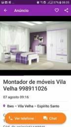 Montador de Móveis Vila Velha