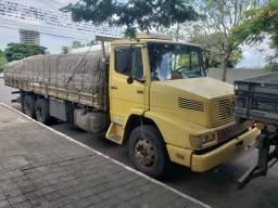MB 1618 ANO 89 truck carroceria - 1989