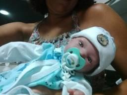 Bebê Reborn com molde nacional
