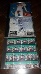 3 CDs ROLLING STONES (ORIGINAIS)