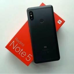 Smartphone da Xiaomi Redmi note 5 não aceito troca
