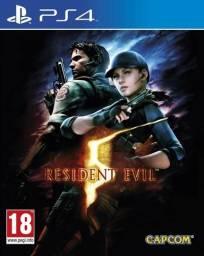 Residente evil 5 ps4