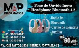 Headphone Bluetooth 4.2