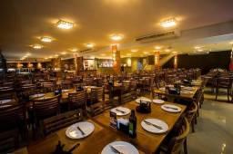 Restaurante com faturamento de 3.400.000/ano
