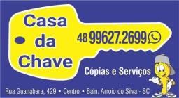 Cópias de chaves simples a 5,00 reais