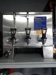 Cafeteira café/ leite Monarcha M32DCL 3+3
