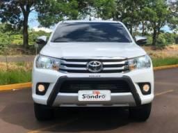 Toyota Hilux SRV 4P - 2016