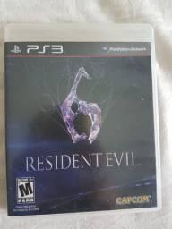 Resident Evil 6 - Jogo PS3 Original