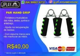 Par Hand Grip para exercícios