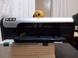 Impressora hp 2400 c/ defeito
