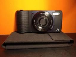 Moto snap Hasselblad câmera true zoom