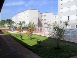 Apartamento com 2 dormitórios para alugar - Ipiranga - Ribeirão Preto/SP