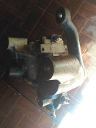 Caixa de direção volckswagen 3/4 nova
