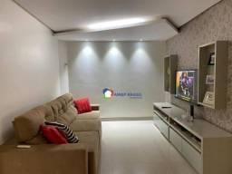 Sobrado com 3 dormitórios à venda, 160 m² por R$ 495.000,00 - Parque Amazônia - Goiânia/GO