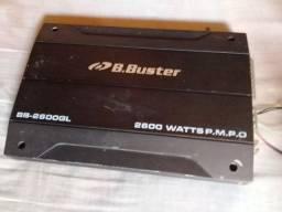 Modulo b-buster 2600 watts 4 canais