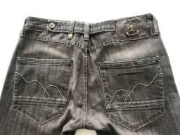 4 calças jeans Carmin tamanho 40