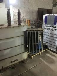 Transformador 750 kVA classe 34,5 kv