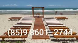 Aluga-se móveis p/ decoração festas casamento e eventos de Fortaleza a Jericoacoara