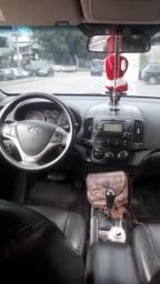Hyundai i30 automático banco de couro 4 portas gnv - 2011