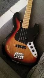 SX Jazz Bass turbinado (troco)