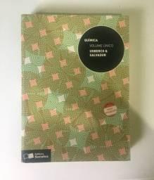 Livro Química Usberco & Salvador (volume único)