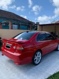Honda Civic Civic 1.7 Lx 16v Gasolina 4p Automático