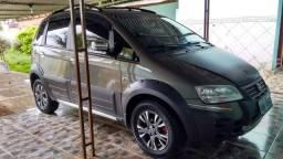 Fiat Idea Adventure Automático 2010