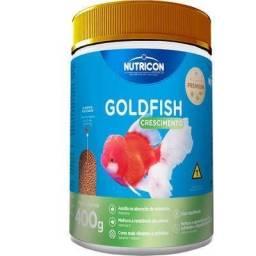 Ração Nutricon GoldFish Crescimento para Peixes - 400 g