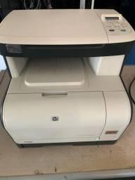 Impressora hp laser color CM1312MFP