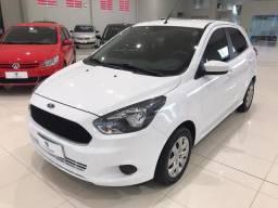 Lindo Ford Ka 1.0 SE 2017, Baixo KM, Teve 2 donas, Revisado .