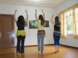 Danças e Yoga On-Line - Salão, Ventre, Contemporânea, Ballet e Kundalini Yoga