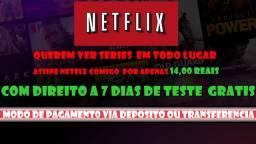 Netflix 7 dias gratis