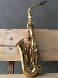 Saxofone Sax Alto Yamaha Yas 62 Profissional