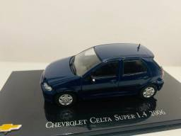 Chevrolet Celta Super 1.4 2006 Gm Collectibles Escala 1:43