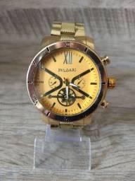 Relógio Estilo Bvlgari