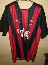 Camisa de time Milan