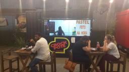 Pastel em food Park