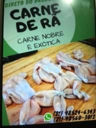 Carne de rã Cel *