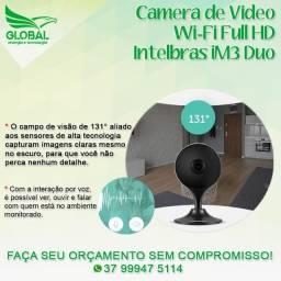 Câmera Wi-fi Intelbras IM3