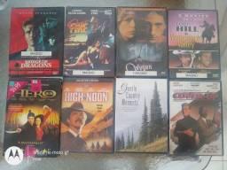 DVD vídeos internacionais