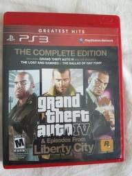 Gta IV Complete Edition - Jogo PS3