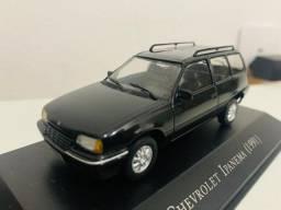 Miniatura Chevrolet Ipanema 1991 Carros Inesquecíveis 1/43